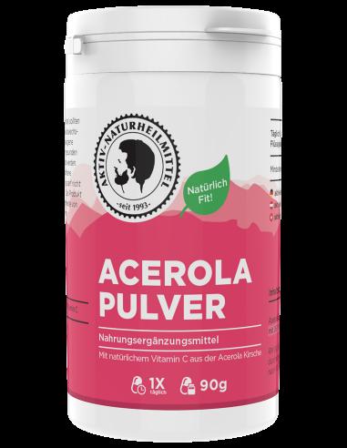 Acerola-Pulver