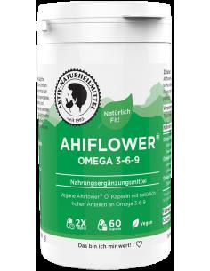 Ahiflower Omega 3-6-9 Kapseln