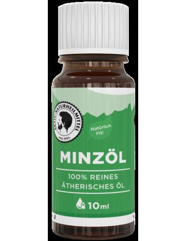 Aktiv Naturheilmittel - Original Asiatisches Minzöl - 10ml